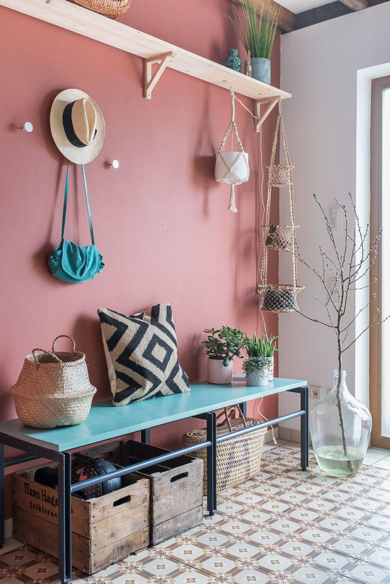 neue farbe im flur | bedroom | pinterest | wandfarbe, wohnen und wände