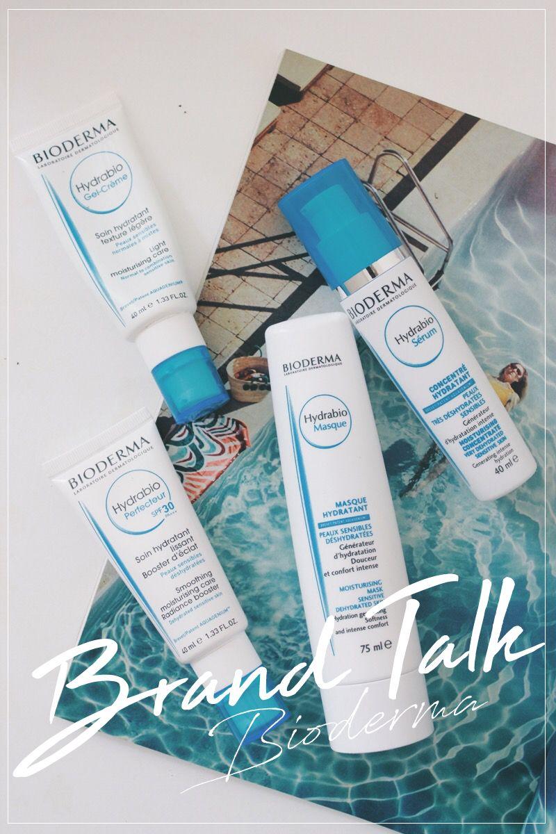 Brand Talk Bioderma (Skincare, MakeUp Remover, Sun