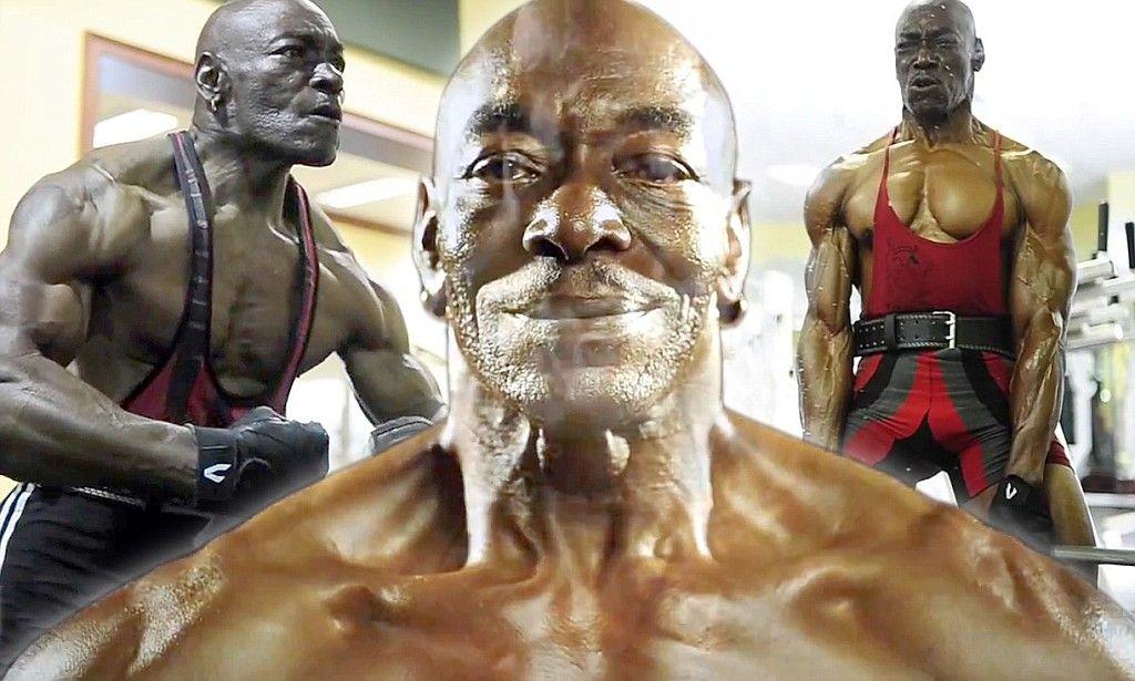 Sam Sonny Bryant Jr. - 70 year old body builder whose