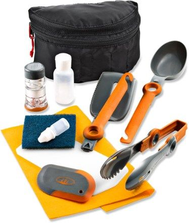 GSI Outdoors nFORM Crossover Kitchen Kit