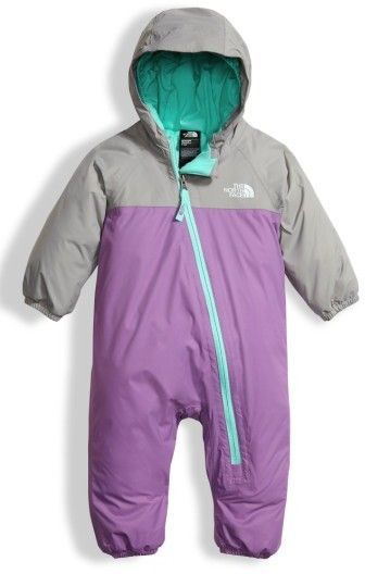 a022307a1 Infant Girl s The North Face Tailout Triclimate 3-In-1 One-Piece ...