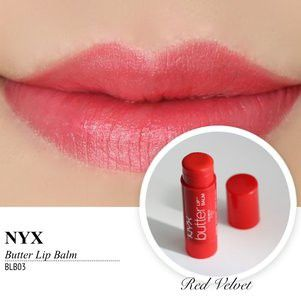Nyx Butter Lip Balm Red Velvet With Images Dry Skincare Too