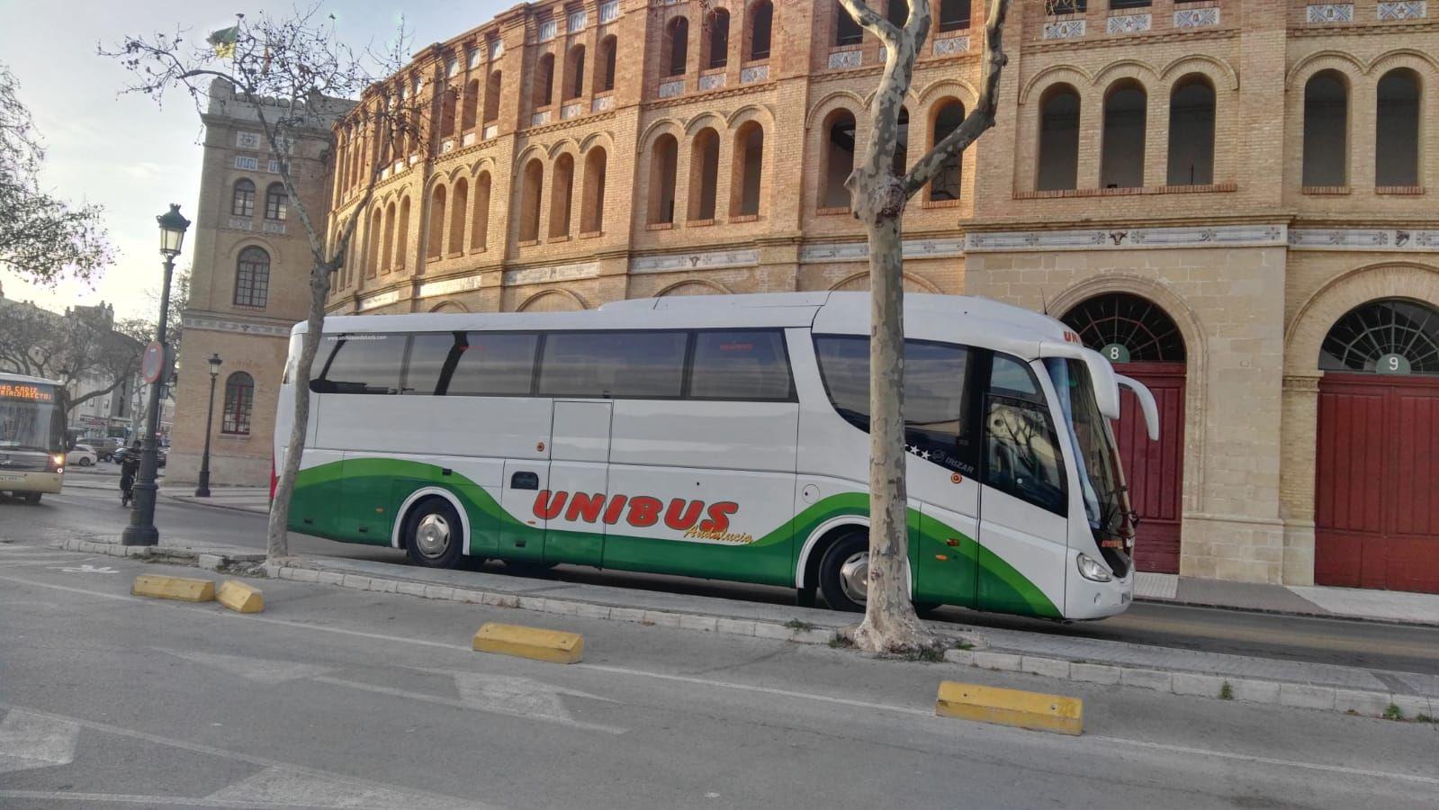 Alquiler De Autobús Y Microbús Málaga Alquiler Autobus Málaga