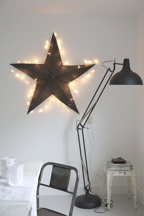 decorating ideas: like a star!