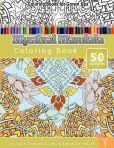 Coloring Books for Grown Ups: Mystical Mandala Coloring Book (Intricate Mandala Coloring Books for Adults)