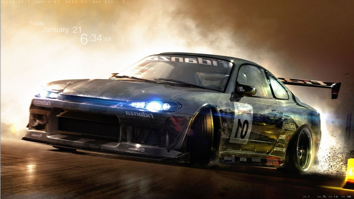 Drift Car Wallpapers Wallpaper Cave With Images Drifting