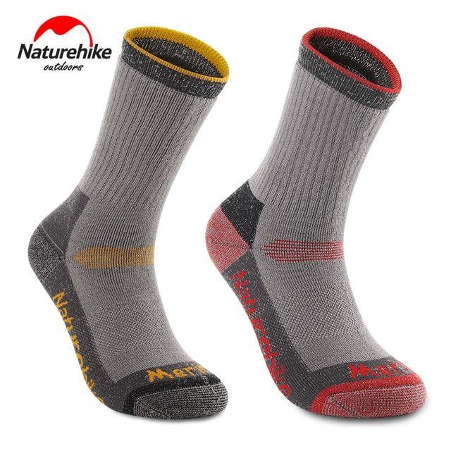 buying cheap clearance sale arrives NatureHike Male female Merino wool socks outdoor Men women ...