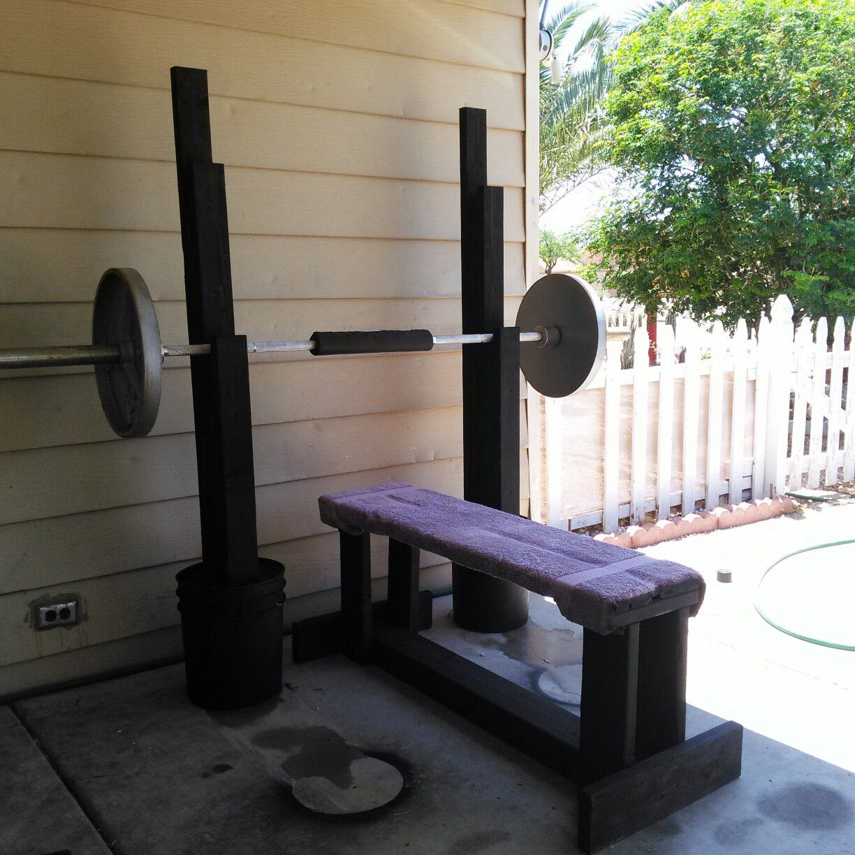 Cool Diy Gym Equipment Weight Benches Diy Bench At Home Gym Pdpeps Interior Chair Design Pdpepsorg