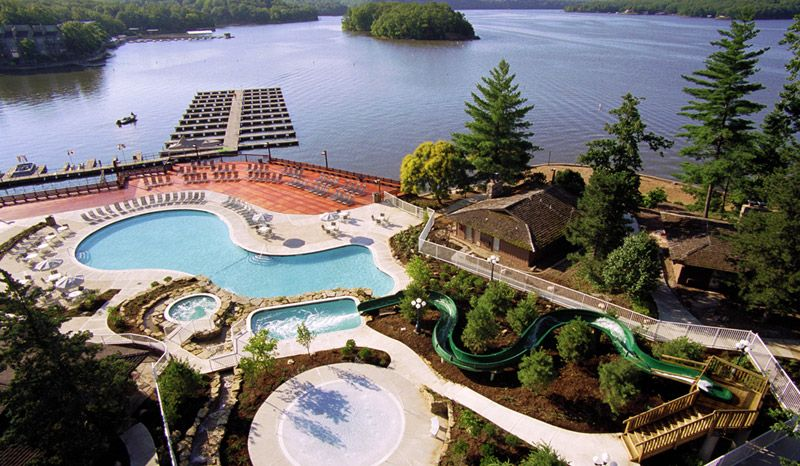 Lake Of The Ozarks Resort Hotels In Osage Beach Tan Tar A