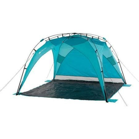 Ozark Pop Up Sun Shade The Ozark trail pop up beach tent has an square floor plan and a dome height of Itu0027s generously proportioned and there should be ...  sc 1 st  Pinterest & Ozark Pop Up Sun Shade The Ozark trail pop up beach tent has an 8 ...