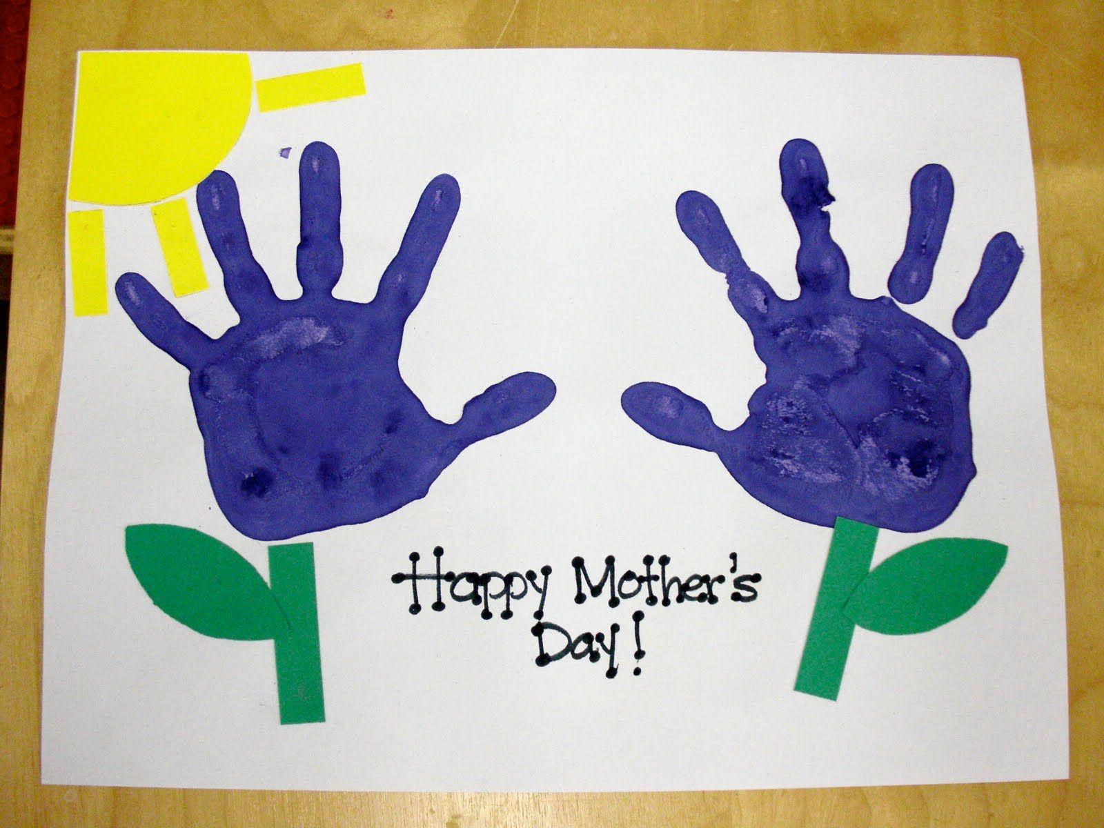 Mothers day crafts for early years teenagers young for Mother s day projects for preschoolers