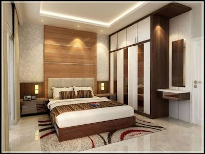 Latest Modern Bedroom Cupboard Design Ideas Wooden Wardrobe