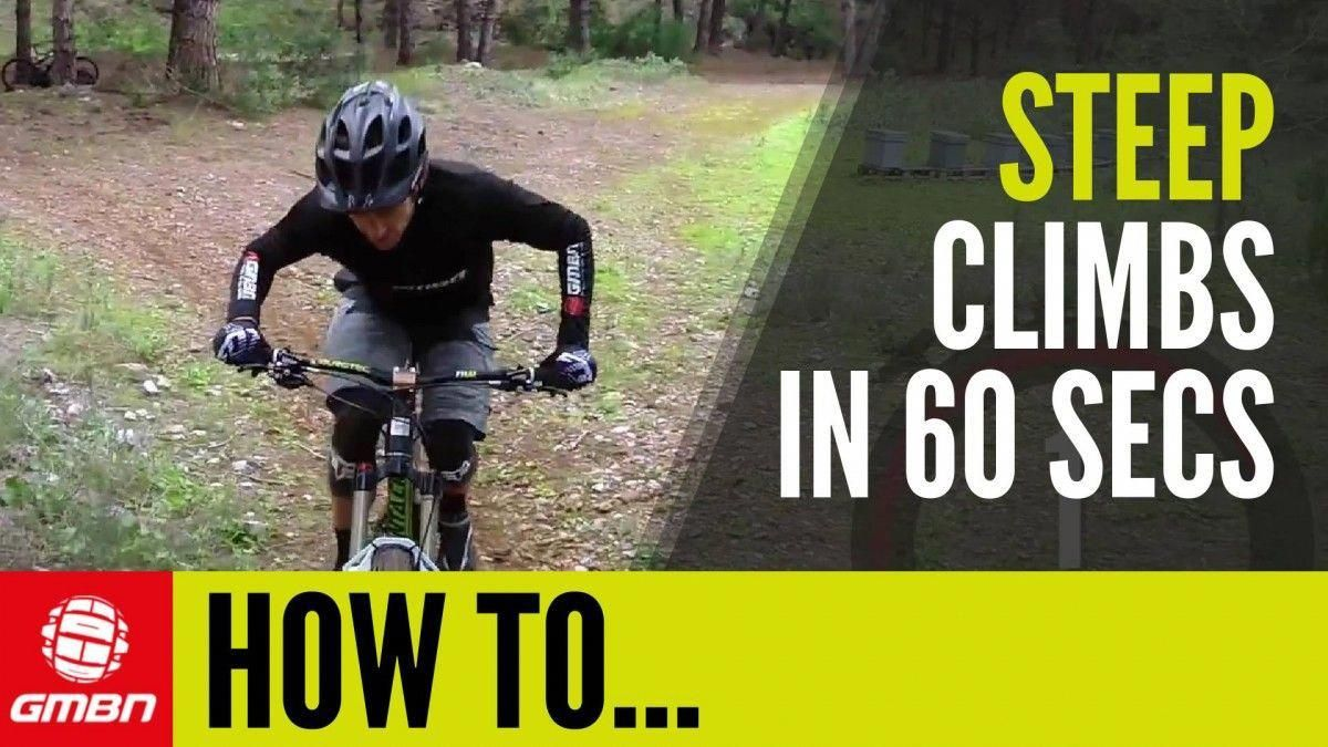 Video Tips For Riding Steep Technical Mtb Climbs How To Climb