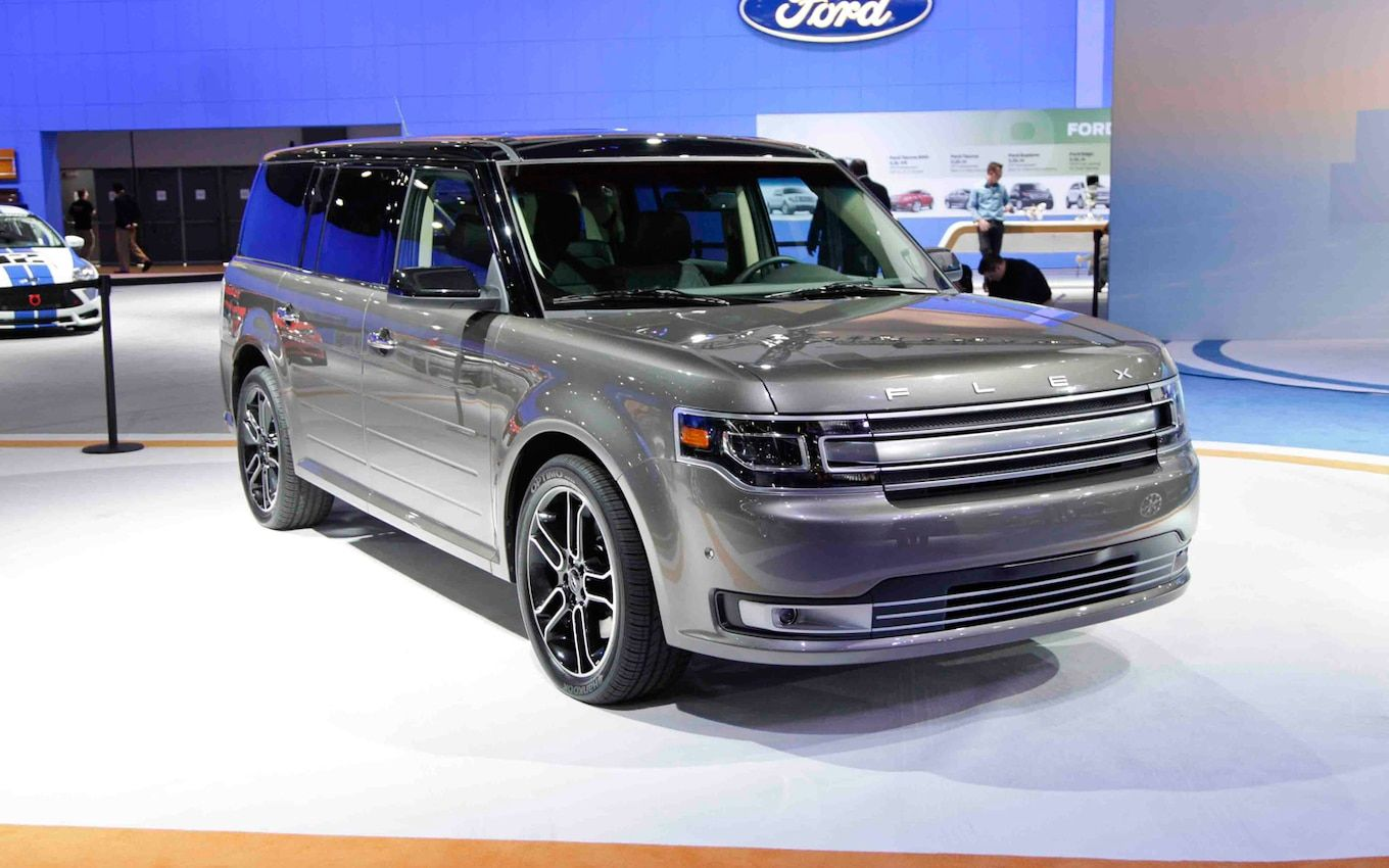 2020 Ford Flex S Redesign In 2020 Ford Flex New Cars Car Ford