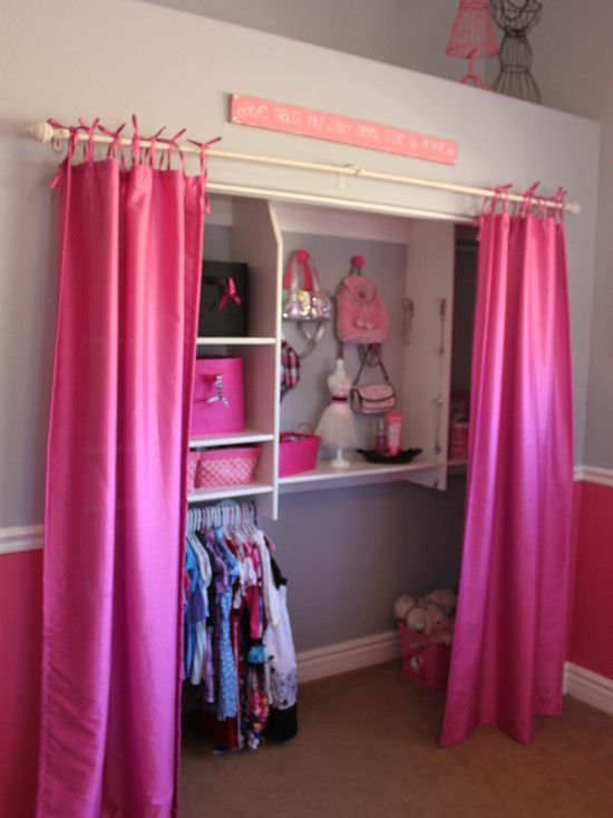 Kids Closet Design Pictures Remodel Decor And Ideas