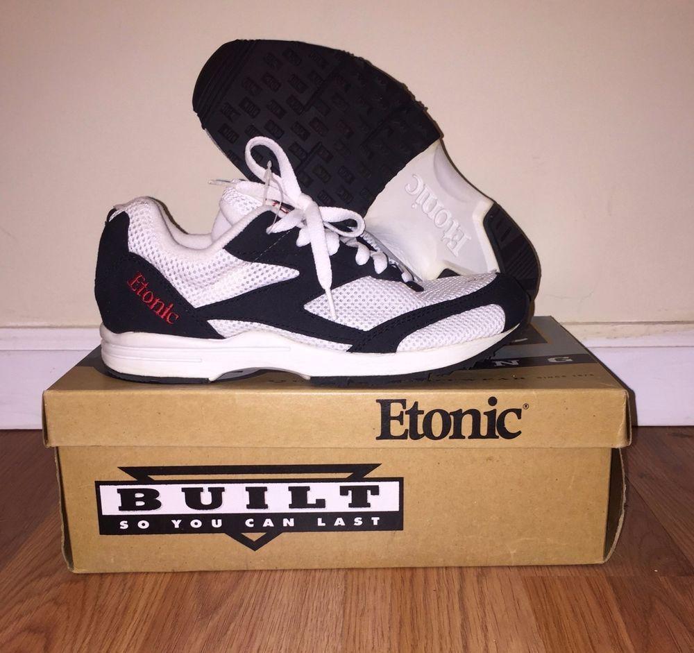 Deadstock w/ Box Vintage Etonic BR Racer ER2020 Runnings Shoes Sneakers Mens 5 #Etonic #RunningCrossTraining