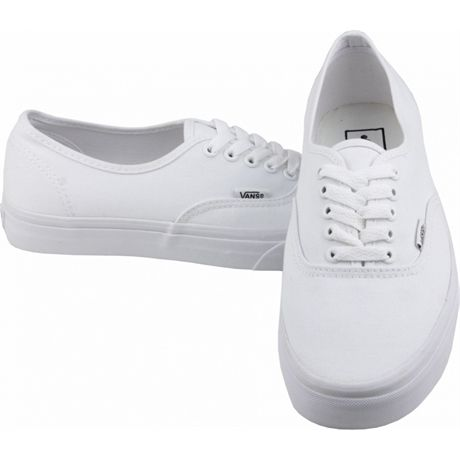 57645d63018 TÊNIS VANS CLASSIC U AUTHENTIC TRUE WHITE BRANCO