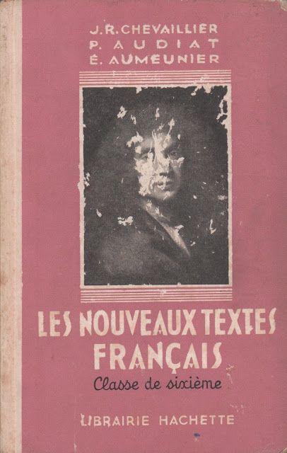 Chevaillier Audiat Aumeunier Les Nouveaux Textes Francais