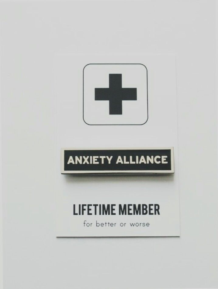 what if the group had a funny name liked the anxiety alliance or something
