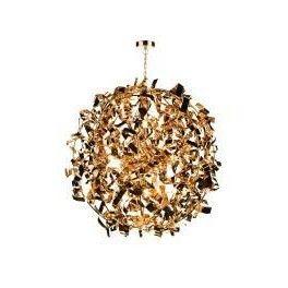Puccini 12 Light Pendant Polished Gold - catalogue