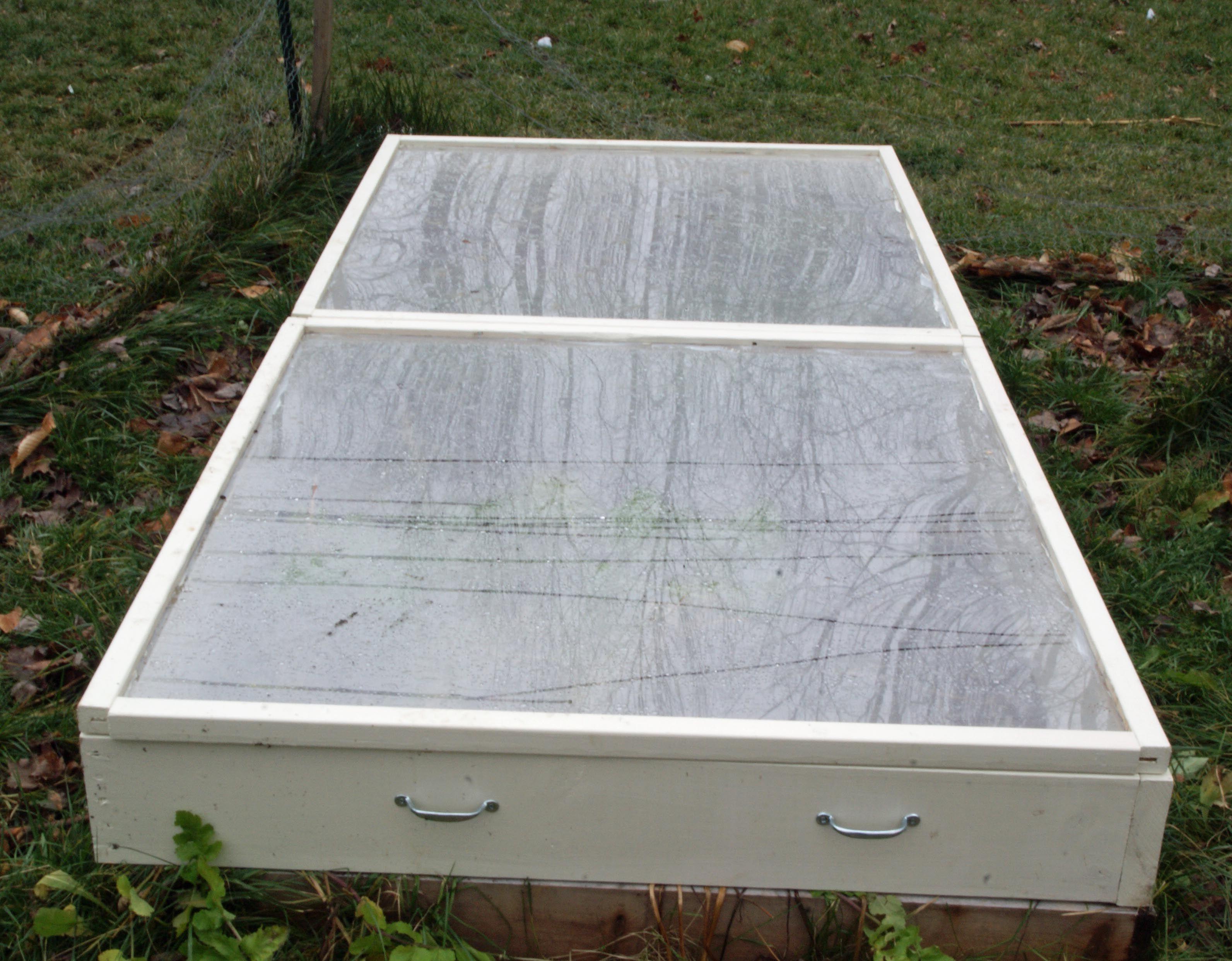 DIY cold frame | Gardening | Pinterest | Cold Frame, DIY and Garden