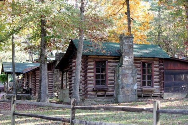 Cabins At Alpine Camp For Boys   Mentone, Alabama