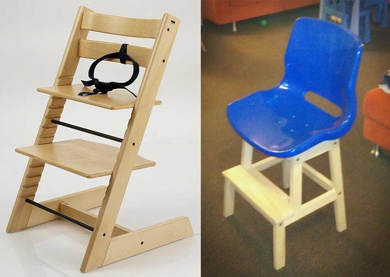 stokke kinderzeat solution ikea hackers ikea hack and. Black Bedroom Furniture Sets. Home Design Ideas