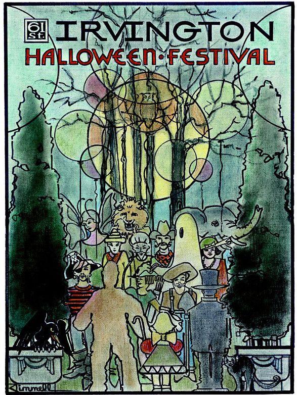Irvington Halloween Festival 2020 Irvington Halloween Festival | Halloween festival, Halloween