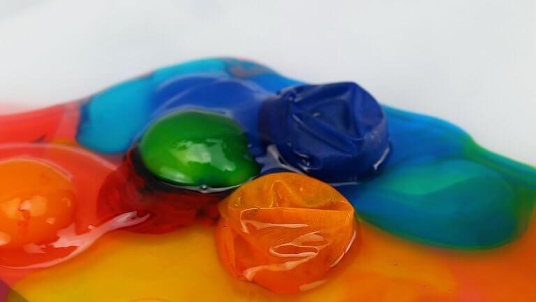 Egg In Vinegar Experiment For Kids | Rubber egg, Egg