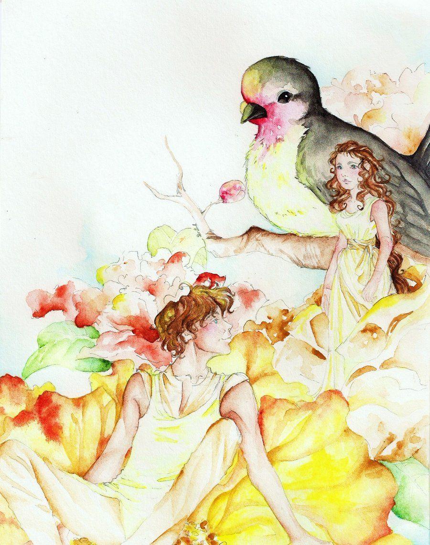 Love Comes Softly by Silence-in-November.deviantart.com on @deviantART