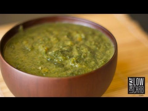 Chimichurri Sauce Recipe That's Paleo Diet Friendly - Low Fat Low Carb