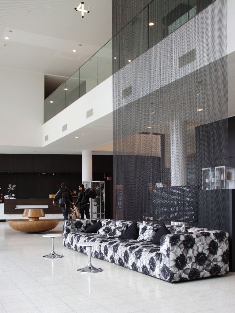 Reception @ Dutch Design Hotel Artemis