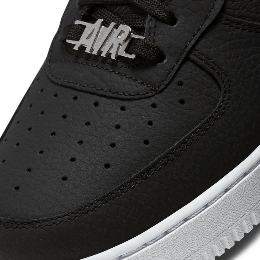 Nike Air Force 1 Zip On Swoosh Logo Release Date in 2020