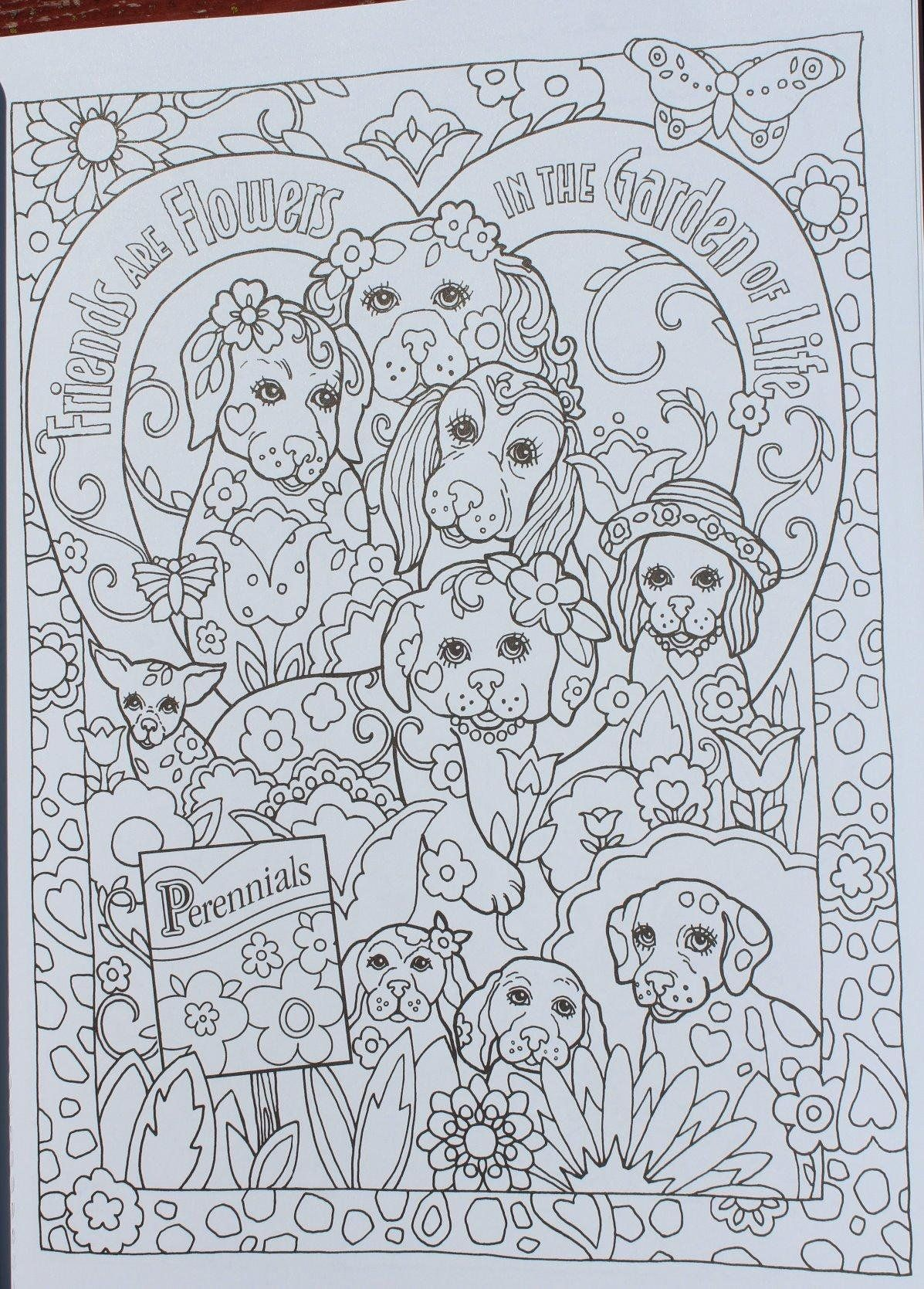 amazon com creative haven dazzling dogs coloring book