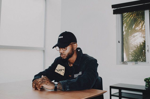 Bryson Tiller Aiming For No 1 Debut On Billboard 200 Albums Chart With True To Self Bryson Tiller Tiller Big Sean