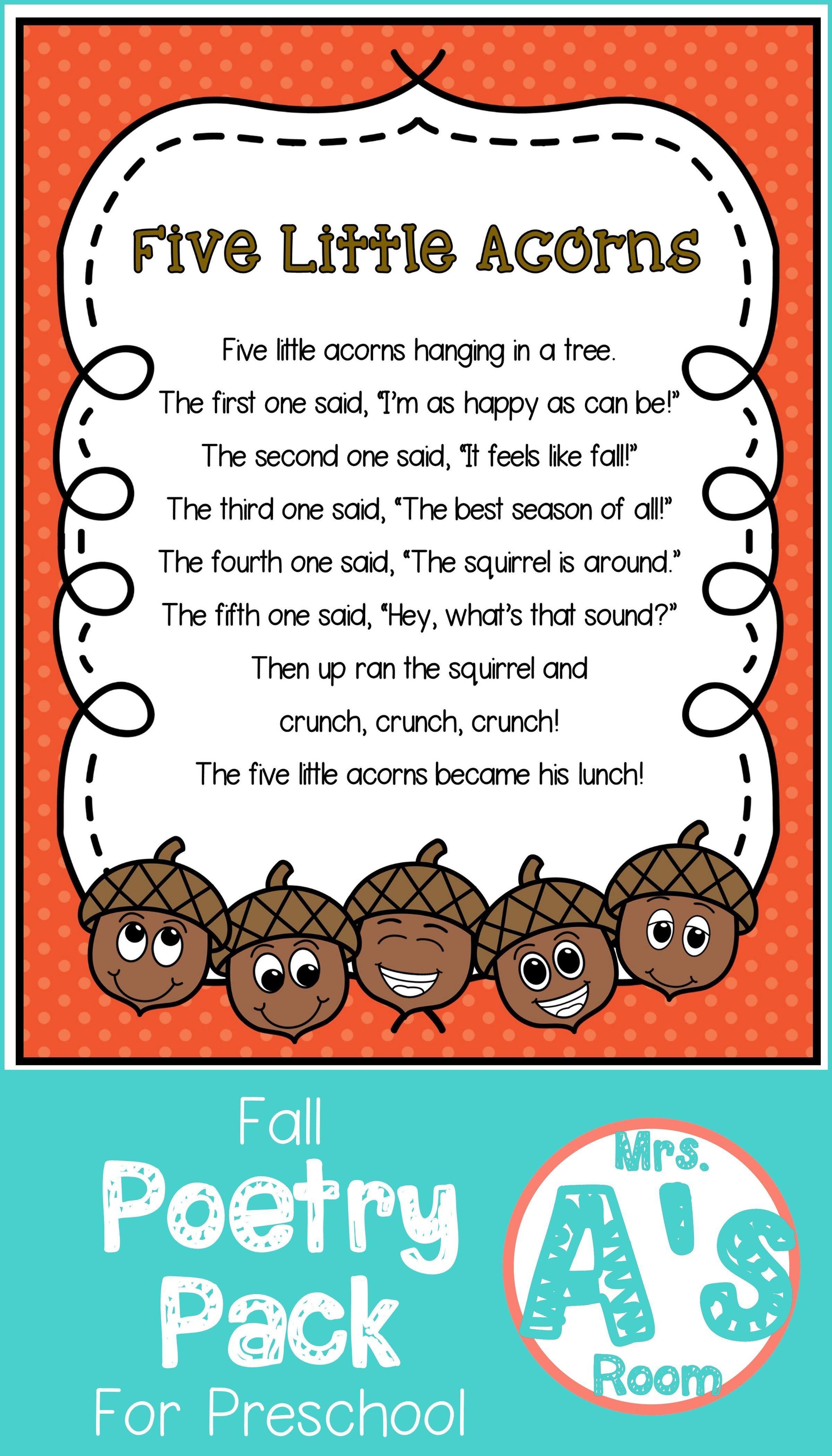 Pin On Reading In Preschool And Kindergarten