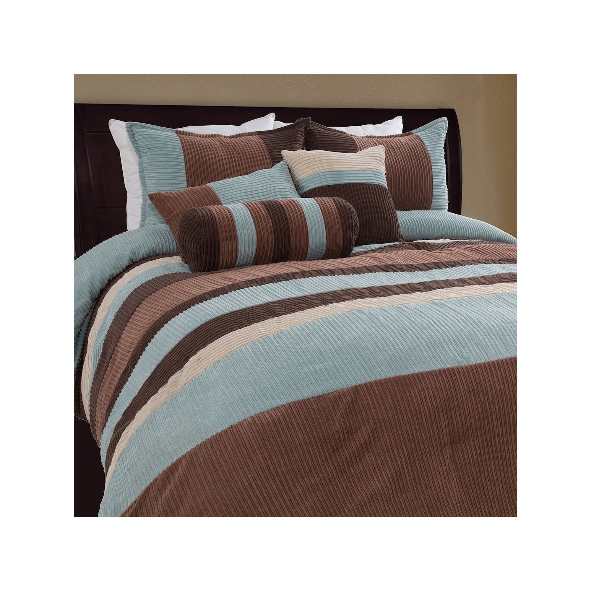 Geometric Bed Set Comforter sets, Bed linens luxury