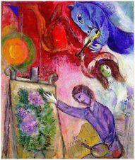 Chagall - Pittori degli Sposi