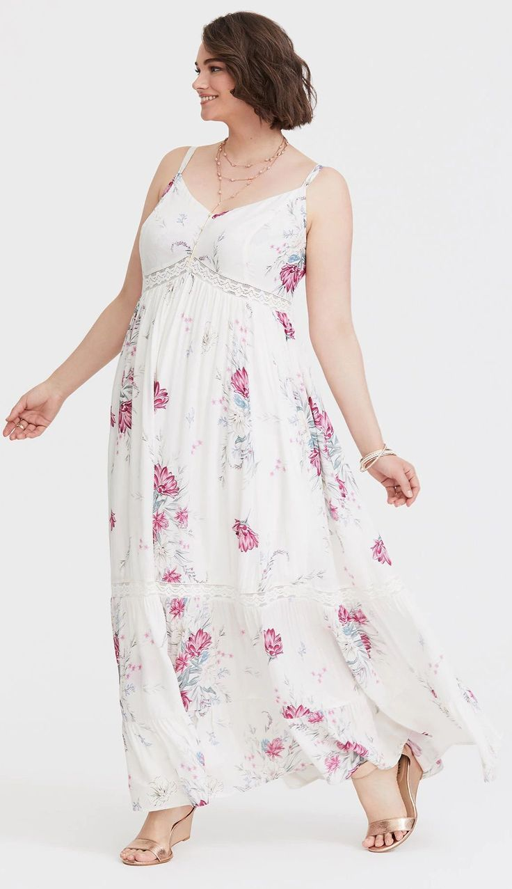Plus size summer maxi dress plussize what i would wear