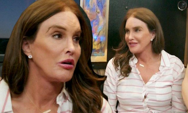 Caitlyn Jenner slams Hillary Clinton while talking politics during season two premiere of I Am Cait | Daily Mail Online
