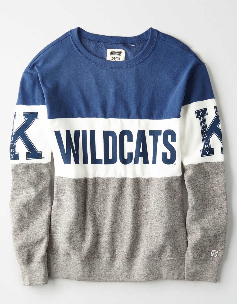 Sweatshirt Fabric University of Kentucky Wildcats Sweatshirt Fleece Fabric