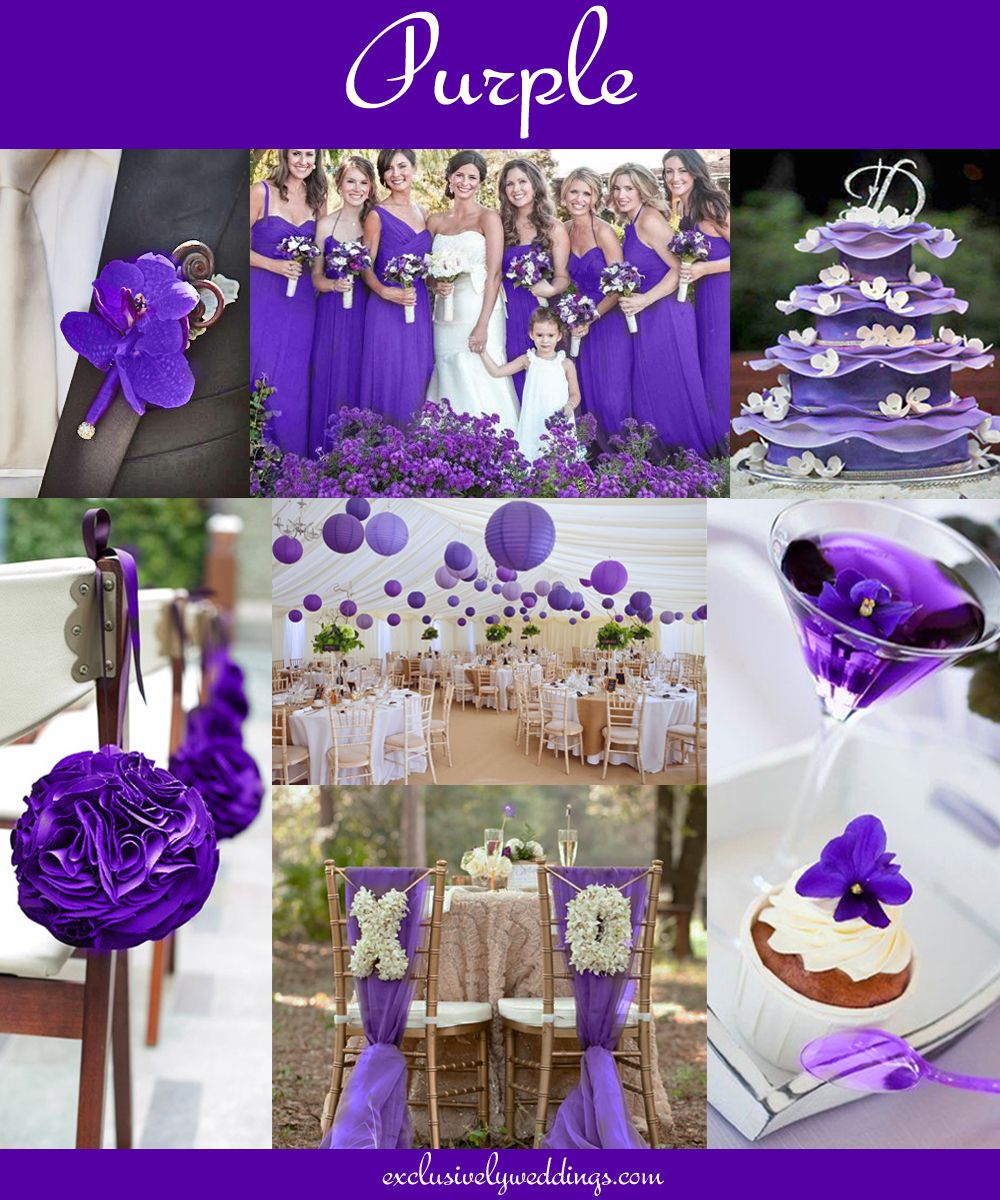 The 10 All Time Most Popular Wedding Colors Popular Wedding