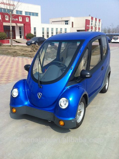 Source Mini Electric Car With Solar Panel On M Alibaba Com