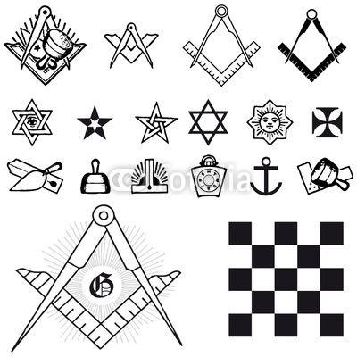 Masonic Symbols And Signs Google Search Mason Pinterest