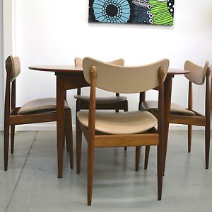 2100 Genuine Restored Parker Dining Chairs X 6