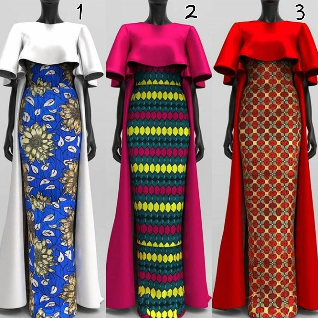 instagram africano trajes