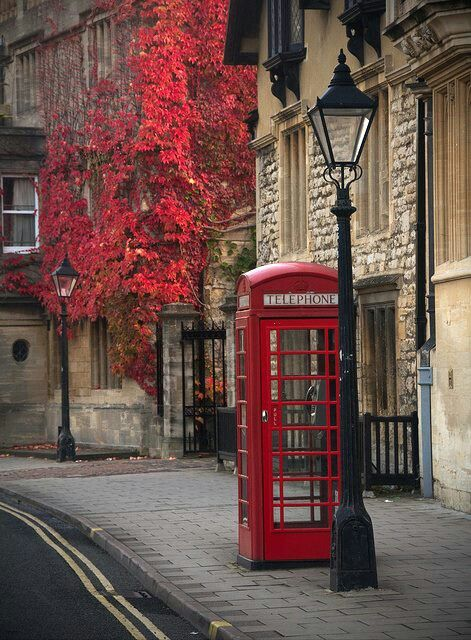 Enchantedengland Oxford In The Autumn Nothing Oxford England London Erleben Und Wundervolle Orte
