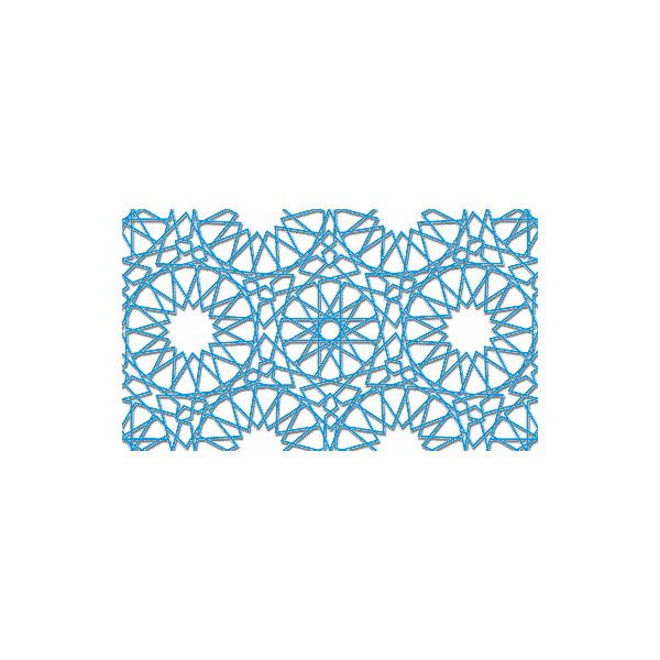 Arabic geometry 01/3 ❤ liked on Polyvore