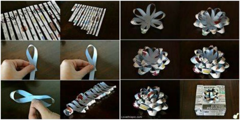 Christmas gift bow ideas