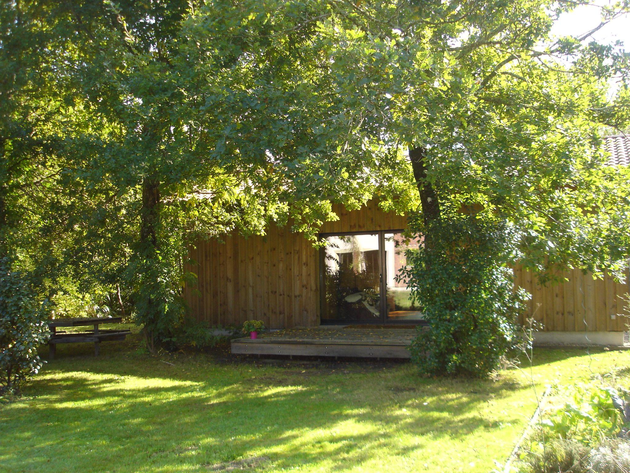 Chambre d h´te la petite maison d été  Biscarrosse Ville